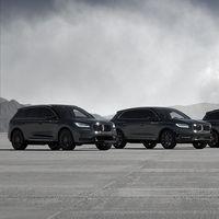 Lincoln se une a la tendencia y viste su gama SUV con tonos monocromáticos