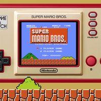 Las clásicas Game & Watch están de vuelta con esta más que jugosa Game & Watch: Super Mario Bros.