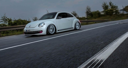MR Car Design prepara el Volkswagen Beetle