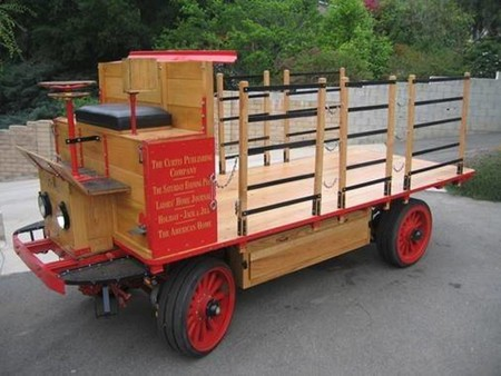 camion electrico 1912