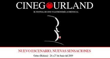 III Edición del Festival de Cine y Gastronomía Audiovisual Cinegourland