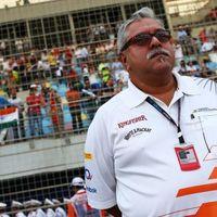 Vijay Mallya, dueño de la escudería Sahara Force India, detenido en Londres
