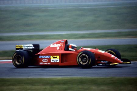 Schumacher Ferrari F1 1995
