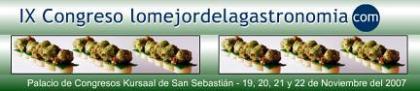 IX Congreso Lo Mejor de la Gastronomía