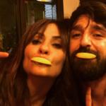 De la boda de Melani Olivares a la posible de Álvaro Muñoz Escassi