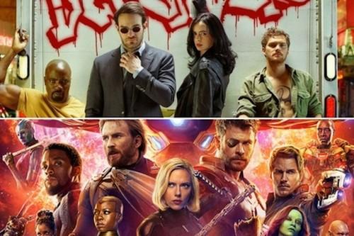 Películas Marvel vs. Series Marvel: ¿cuáles vencerían en un choque superheroico?