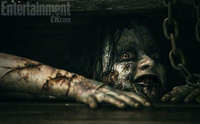 La primera foto oficial del remake de 'Posesión infernal'
