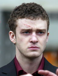 Justin Timberlake se lo toma en serio