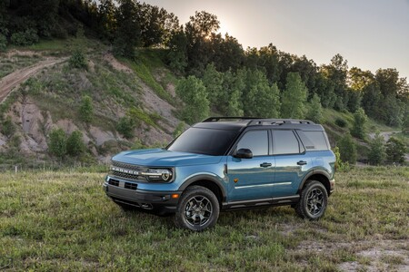 Ford Bronco Sport Precio Mexico 5
