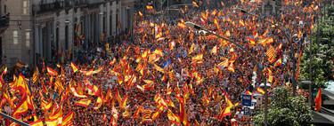 ¿Un sol poble? 3 datos que ponen en peligro el relato independentista sobre Cataluña