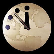 El Reloj del juicio final, ¿nos quedan cinco minutos?