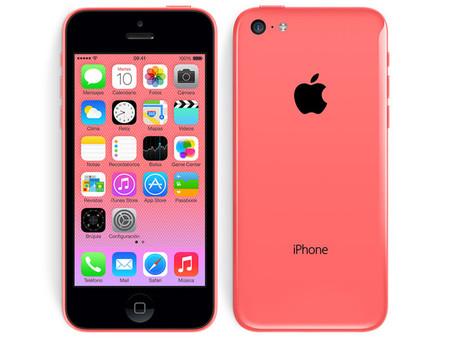 iPhone 5C ya está aquí