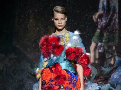 Fendi cierra la Semana de la Moda Alta Costura con una colección que te hará soñar