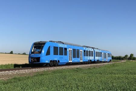 Tren Hidrigeno Alstom 1