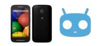 Moto E recibe su ración de Lollipop con las primeras nightlies de CyanogenMod 12
