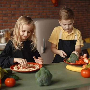 65 recetas saludables para hacer con los niños en casa: desayunos, meriendas, comidas, cenas y postres
