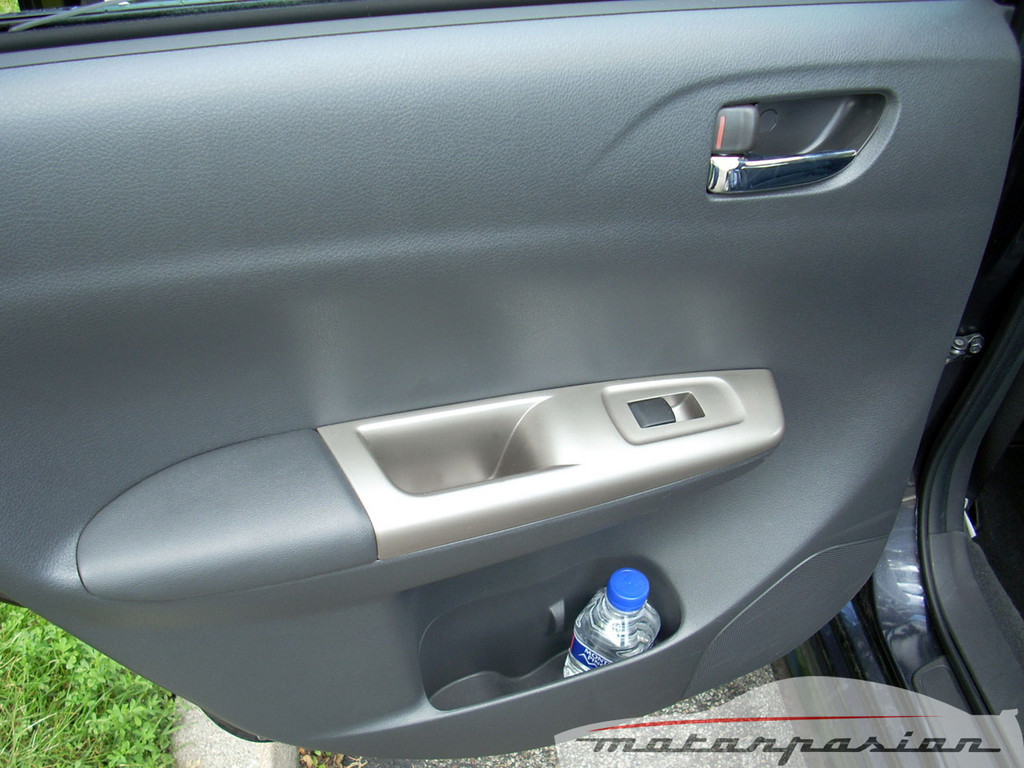 Foto de Subaru Impreza Sport (prueba) (14/32)