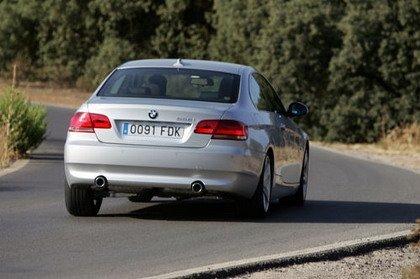 Prueba BMW Serie 3 Coupe