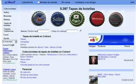 Colnect, red social para coleccionistas de artículos