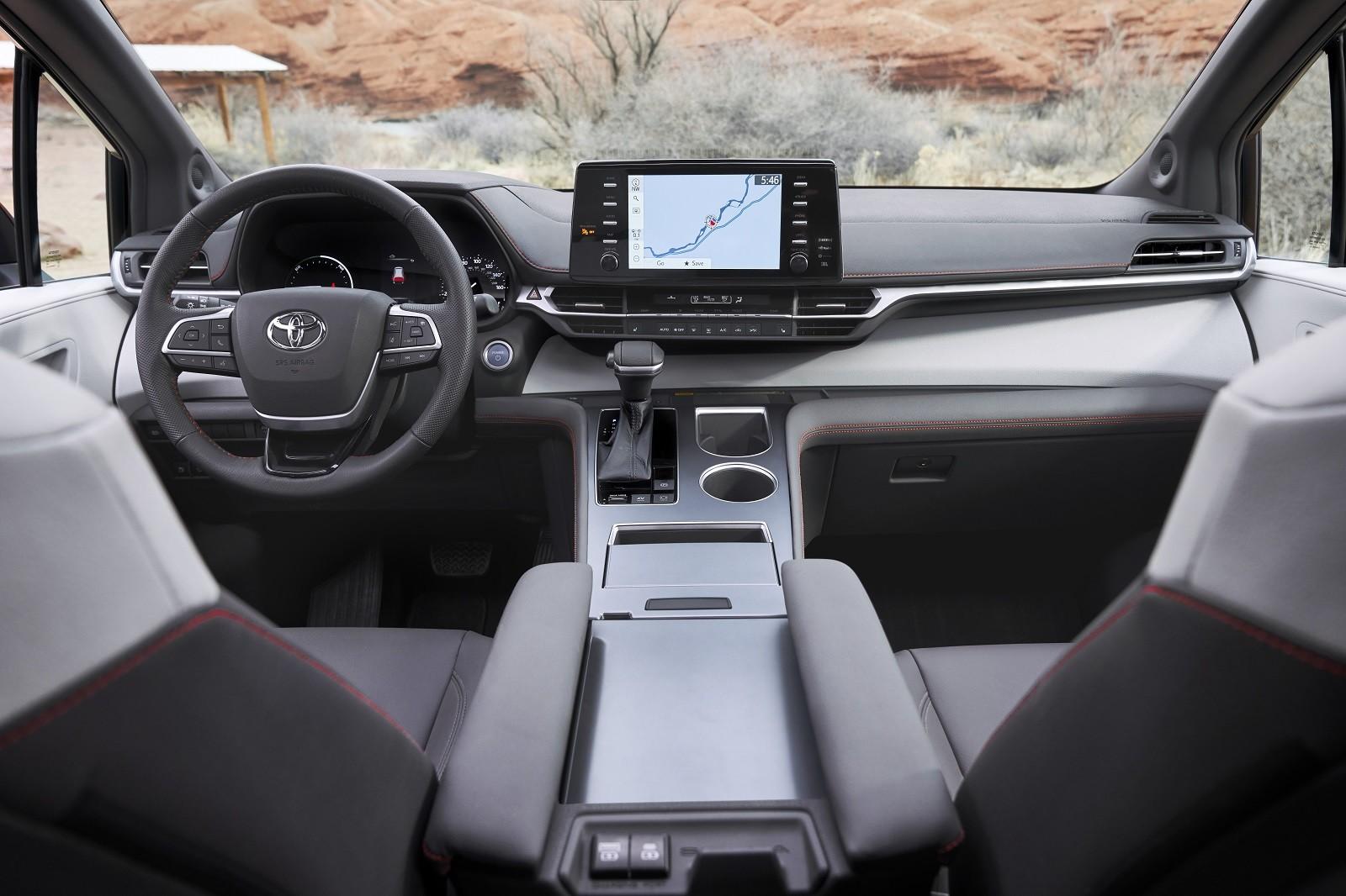 Foto de Toyota Sienna 2021 (9/30)