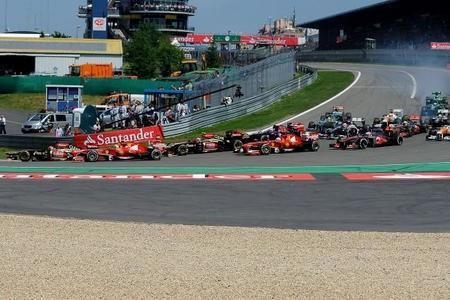 Nürburgring se puede quedar con el Gran Premio de Alemania hasta 2019
