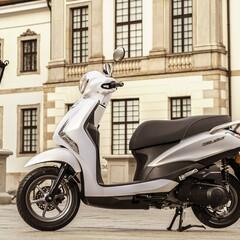 Foto 9 de 34 de la galería yamaha-delight-125-2021-prueba en Motorpasion Moto