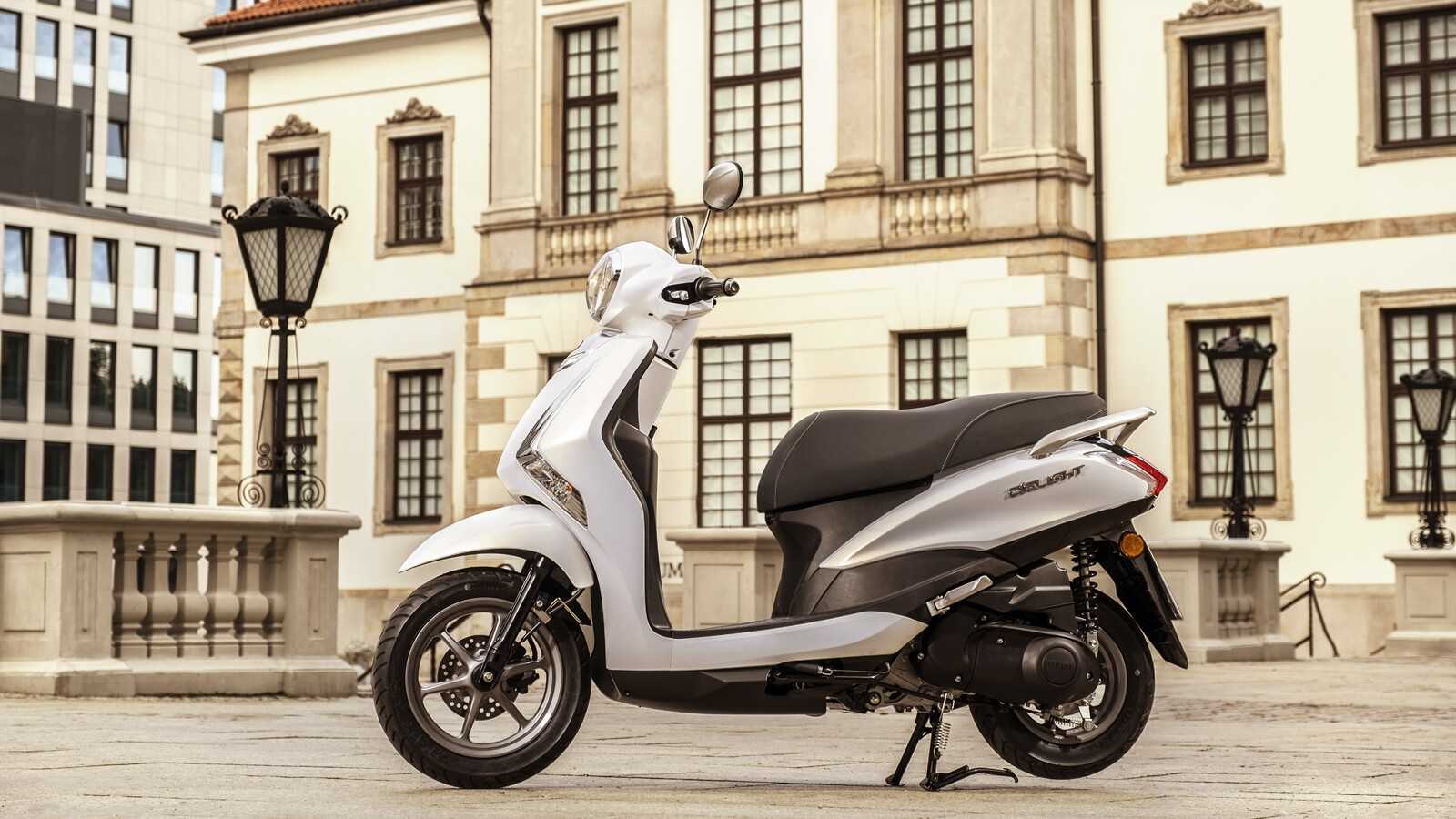 Foto de Yamaha D'elight 125 2021, prueba (9/34)