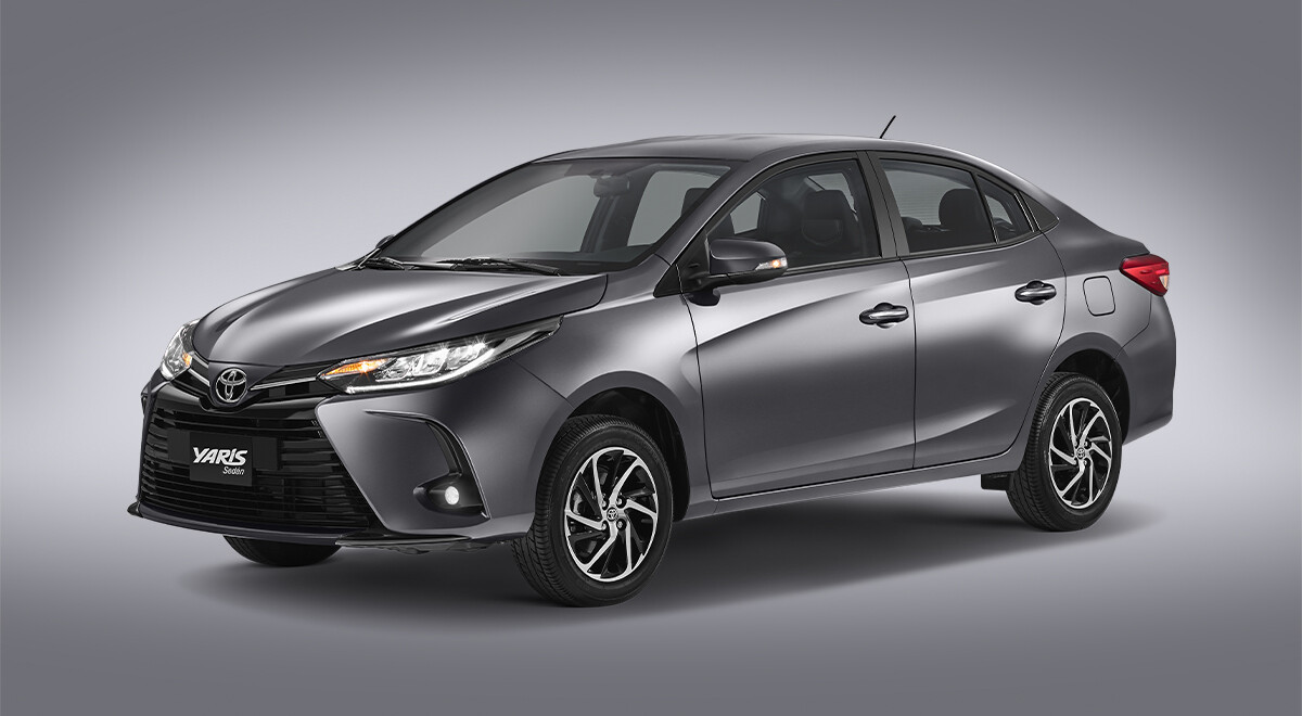 Foto de Toyota Yaris 2021 (1/21)