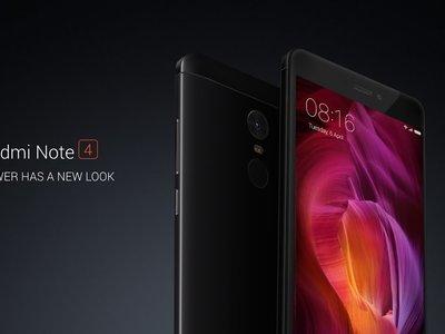 Xiaomi Redmi Note 4 de 32GB, en versión global, por 112 euros y envío gratis con este cupón