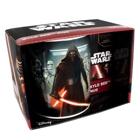 ¿Fan del lado oscuro? Taza Star Wars Kylo Ren por sólo 1,94 euros