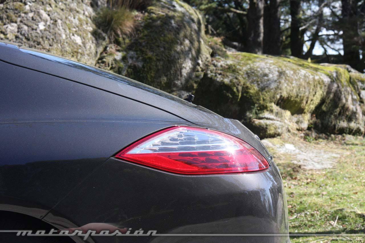Foto de Porsche Panamera S Hybrid (prueba) (35/94)