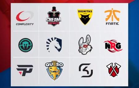 Supercell rompe su silencio y anuncia los doce equipos de CRL Oeste