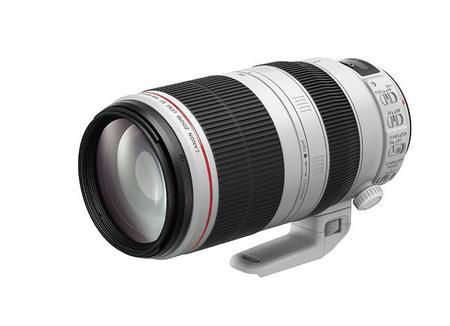 Canon EF 100-400 mm f/4,5-5,6L IS II USM, teleobjetivo de alto rendimiento para cualquier situación