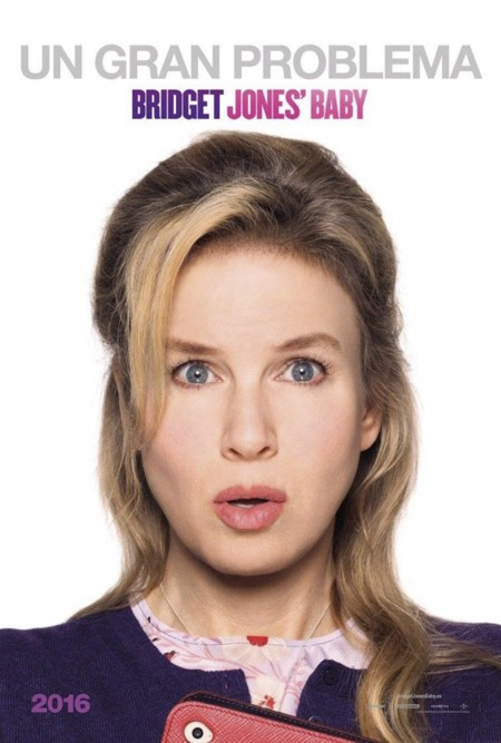 Bridget Jones Baby Carteles Renee Zellweger