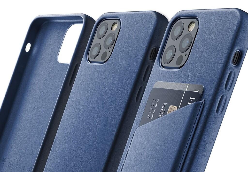 Mujjo muestra sus nuevas fundas de cuero para todos los iPhone 12