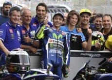 "Valentino Rossi gana en Jerez dominando ""a lo Lorenzo"""