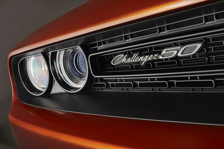 Dodge Challenger 50th Anniversary 8
