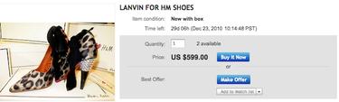 ¿Merece la pena pagar cientos de euros por una prenda de H&M? Las consecuencias de la famosa colaboración