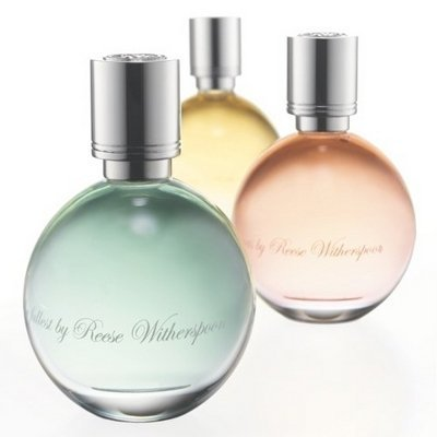 Expressions, tres nuevos perfumes de Reese Witherspoon y Avon