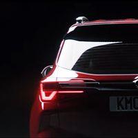 El KIA Seltos se presentará el 20 de junio: su último teaser detalla el diseño