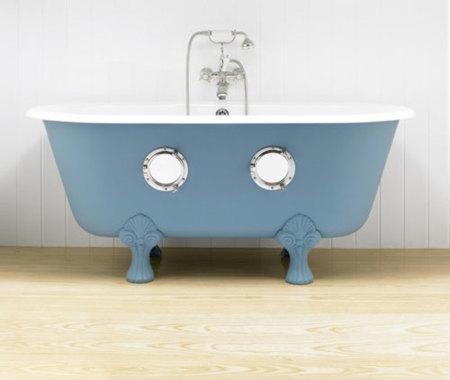 Bañera barco