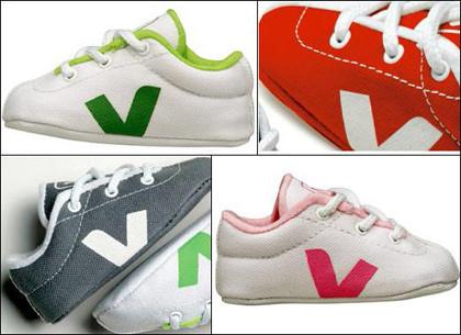 Veja Bêbê, zapatillas deportivas de comercio justo