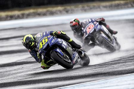 Valentino Rossi Maverick Vinales Gp Argentina Motogp 2018