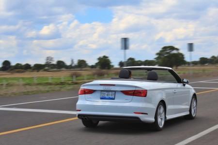 Audi A3 Cabrio, prueba (parte 2)