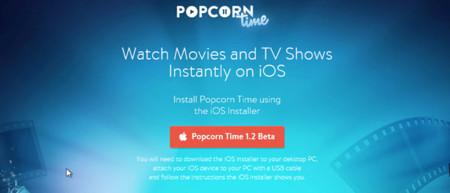 Popcorn Time en iOS: instalación sencilla pero ¿es seguro?