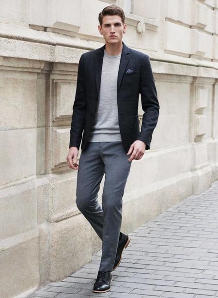 H&M apuesta por el traje como máxima tendencia de primavera este 2015