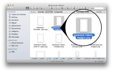 Nuevas evidencias de un iPad con pantalla Retina en iBooks 2