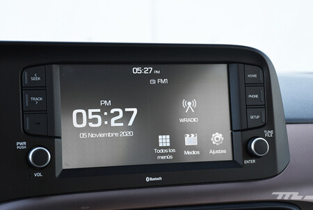 Hyundai Grand I10 Sedan 2021 Opiniones Prueba Mexico 17