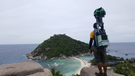 Este hombre ha viajado más de 500.000 KM para documentar los lugares más exóticos de Tailandia en Street View