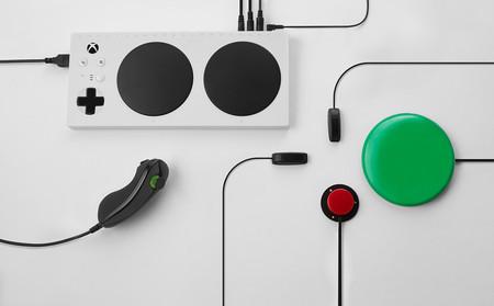 Microsoft lanza un nuevo mando modular adaptado para quienes no lo tienen tan fácil como tú para jugar